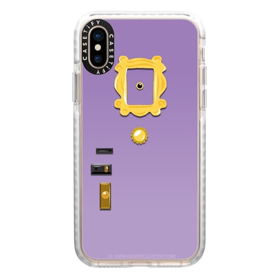 iPhone XS Cases - Ill be there for you