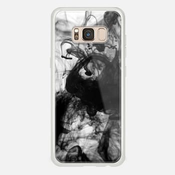 Samsung Galaxy S8 Case Black Smoke - Graphic by D