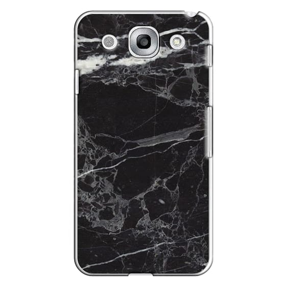 Optimus G Pro Cases - Classic Black Marble - Graphic by D