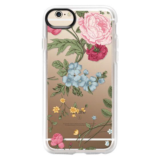 iPhone 6 Cases - Vintage Floral