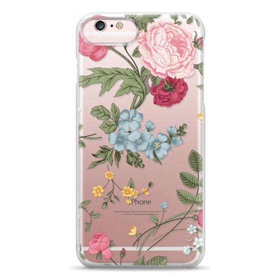 iPhone 6s Plus Cases - Vintage Floral