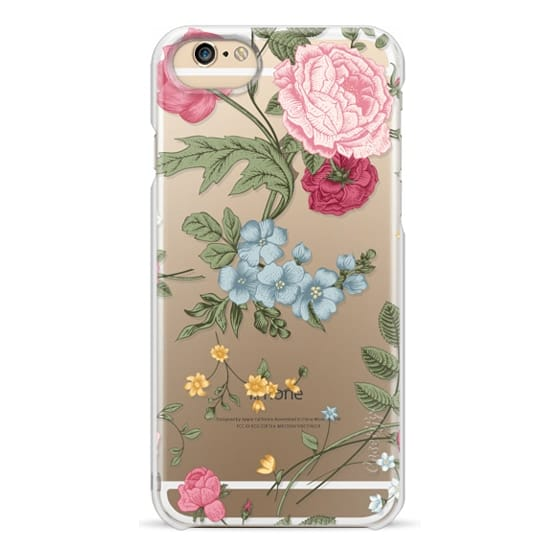 iPhone 6s Cases - Vintage Floral