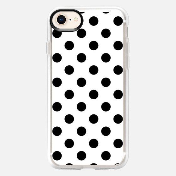 Polka Dots  - Snap Case