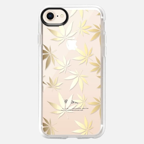 Golden Mary Jane  - Snap Case