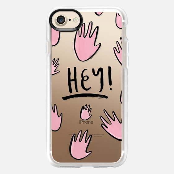 Wave Your Hands - Classic Grip Case