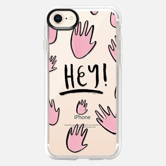 Wave Your Hands - Snap Case