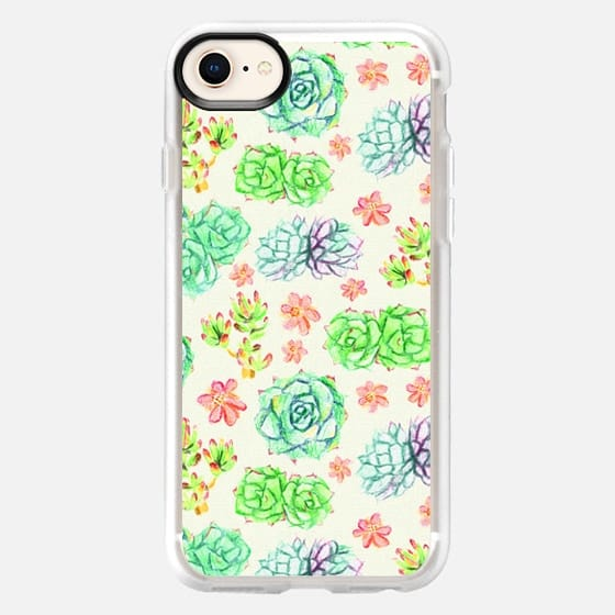 Succulents - Snap Case