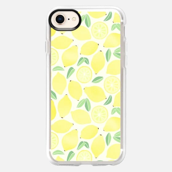Summer Lemons - Snap Case