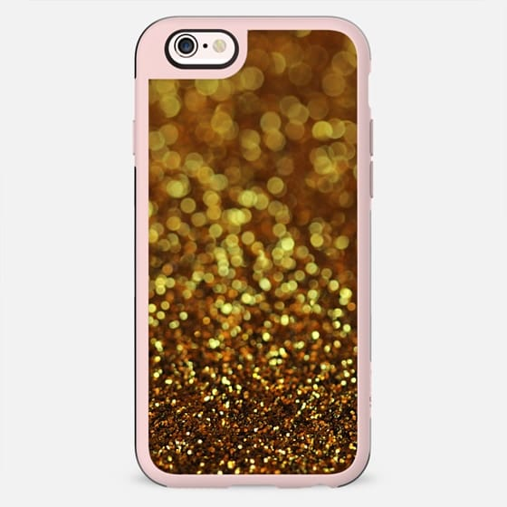 Gold Glitter - New Standard Case