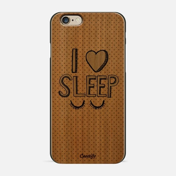 I Love Sleep -