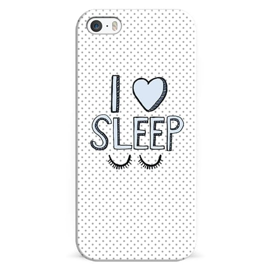 iPhone 6s Cases - I Love Sleep