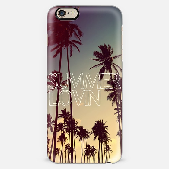 summer lovin palm trees -