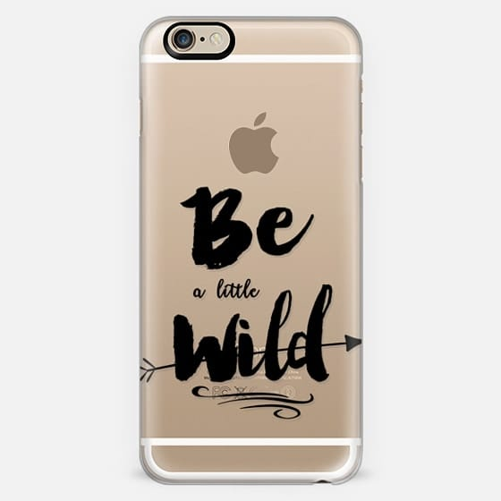 be a little wild-transparent -