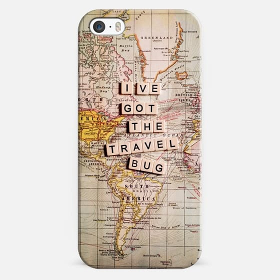 ive got the travel bug -