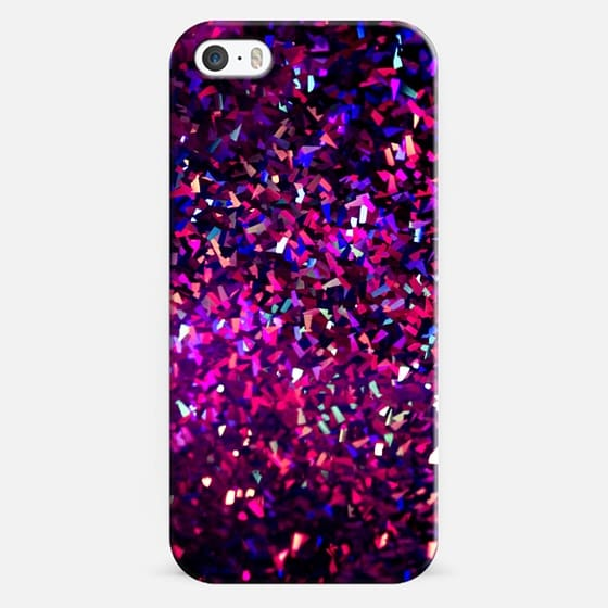 fascination in purple - Classic Snap Case