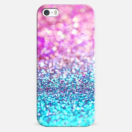 pastel glitter -