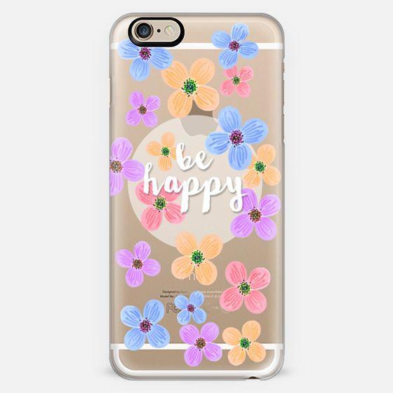 be happy -