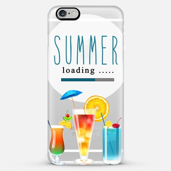 summer loading - Classic Snap Case