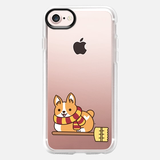 Witch Corgi - Classic Grip Case