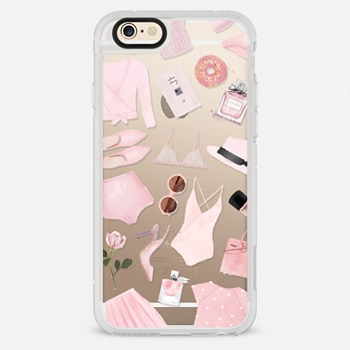 iPhone 6 Case Pink makes everything pretty