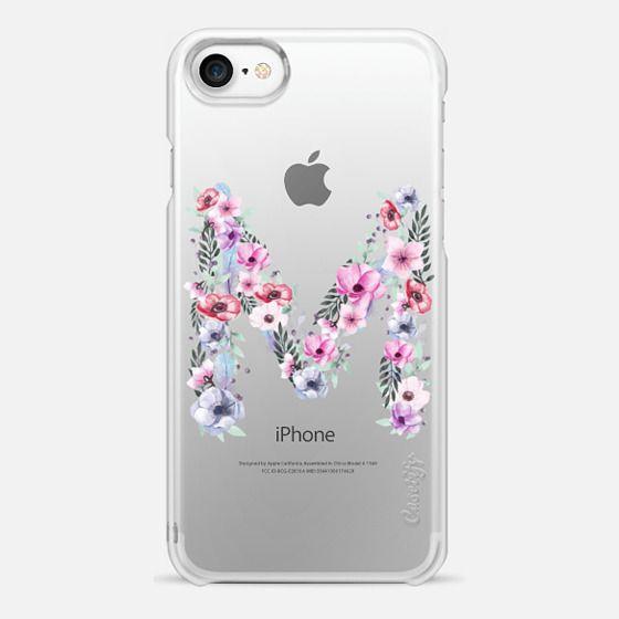 Flower M - Snap Case