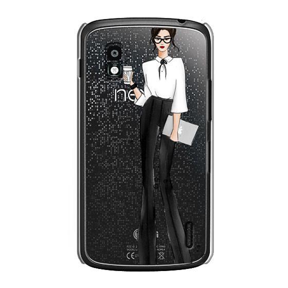 Nexus 4 Cases - nerd look