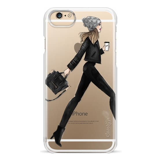 iPhone 6 Cases - busy girl