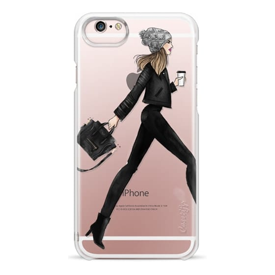 iPhone 6s Cases - busy girl