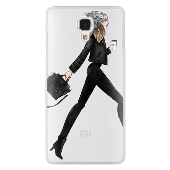 Xiaomi 4 Cases - busy girl
