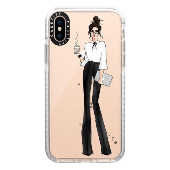 iPhone XS Cases - nerd look
