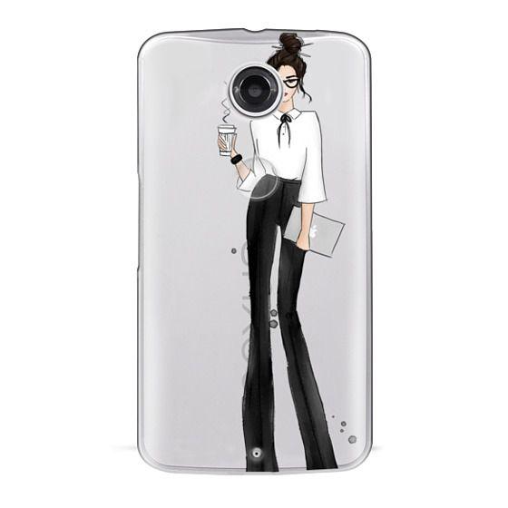 Nexus 6 Cases - nerd look