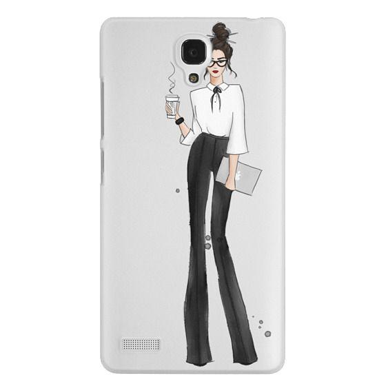 Redmi Note Cases - nerd look