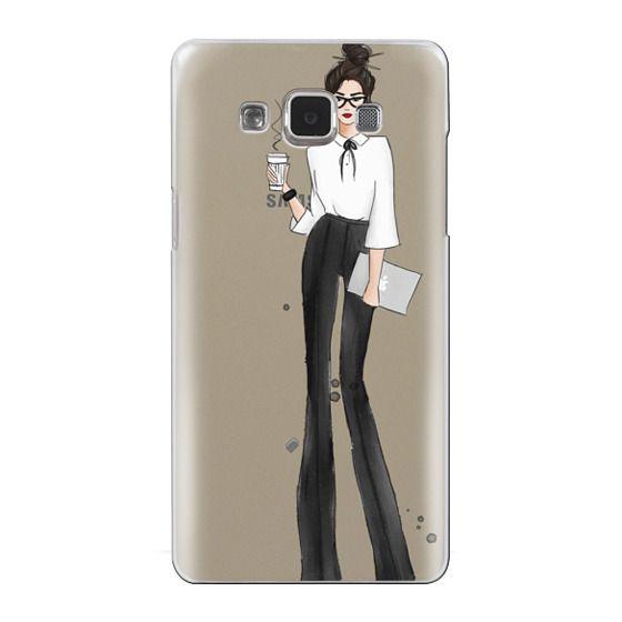 Samsung Galaxy A5 Cases - nerd look