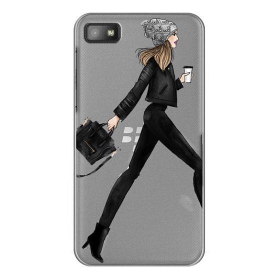 Blackberry Z10 Cases - busy girl
