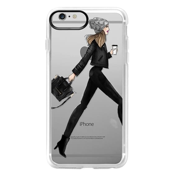 iPhone 6 Plus Cases - busy girl