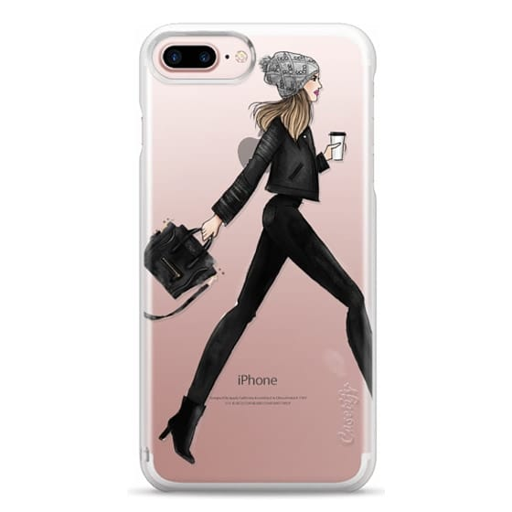 iPhone 7 Plus Cases - busy girl