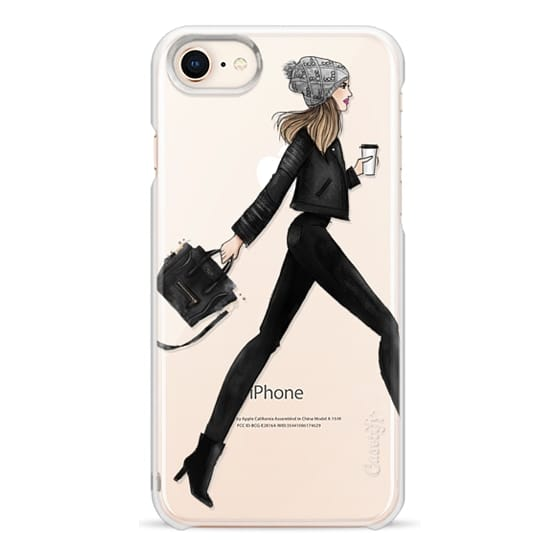 iPhone 8 Cases - busy girl