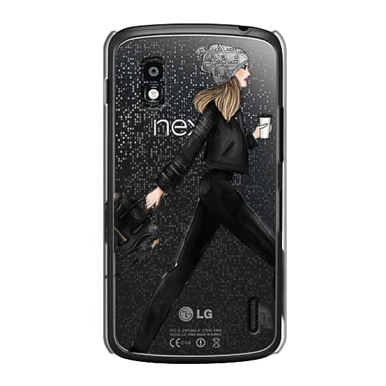 Nexus 4 Cases - busy girl