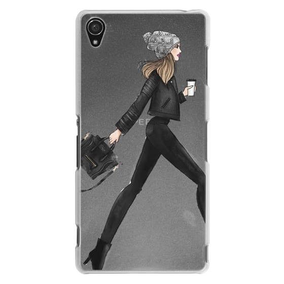 Sony Z3 Cases - busy girl
