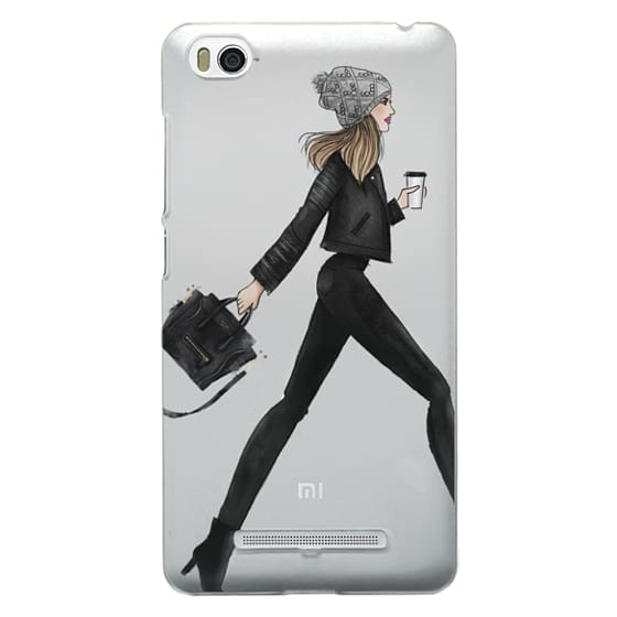 Xiaomi 4i Cases - busy girl