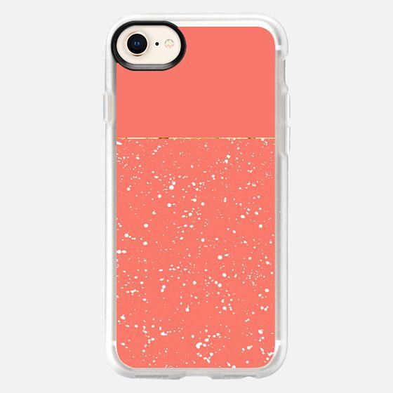 XVI - Peach 1 - Snap Case
