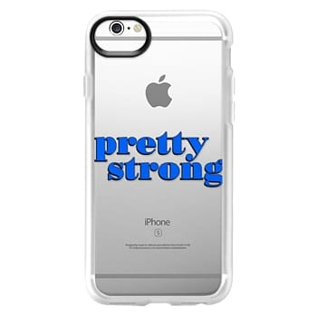 Grip iPhone 6 Case - Pretty Strong [Clear]