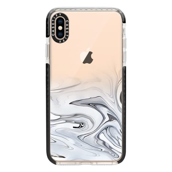 size 40 6d10c 47b31 Impact iPhone XS Max Case - Frost [Clear]