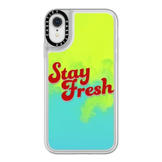 iPhone XR Cases - Stay Fresh