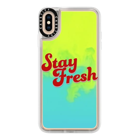 iPhone XS Max Cases - Stay Fresh