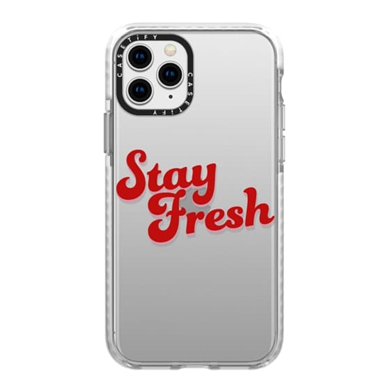 iPhone 11 Pro Cases - Stay Fresh