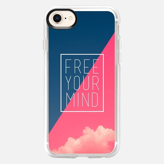 Free Your Mind I - Snap Case