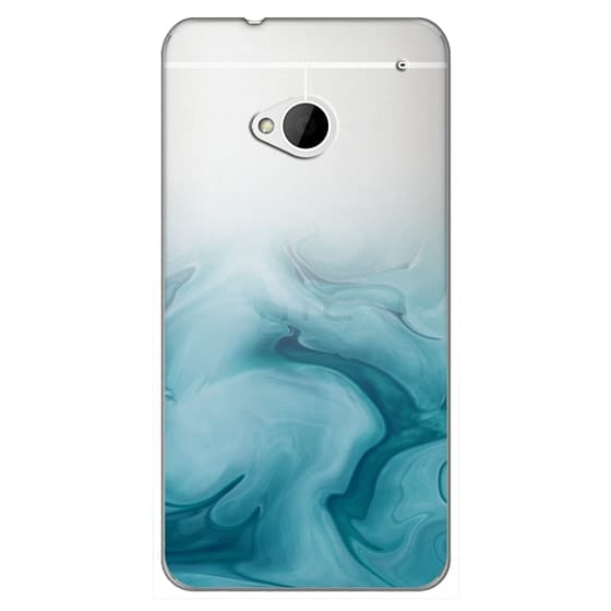 Htc One Cases - The Universe And You - I [Marble]