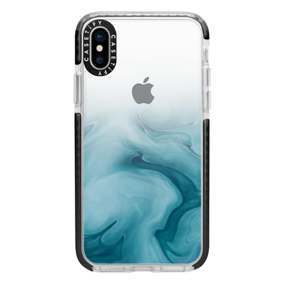 iPhone X Cases - The Universe And You - I [Marble]
