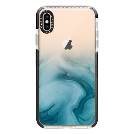 iPhone XS Max Cases - The Universe And You - I [Marble]